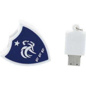 The Mobility Lab FFF307398 - Clé USB 2.0 Ecusson FFF 8 Go