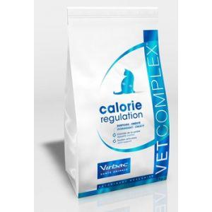 Virbac Vetcomplex Calorie Regulation - Croquettes pour chat adulte 7,5 kg