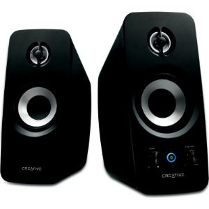 Creative T15 Wireless - Haut-parleurs sans fil 2.0 Bluetooth