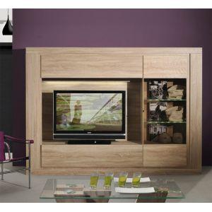 Meuble living salon comparer 213 offres for Meuble living tv