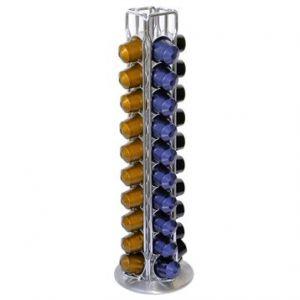 Jocca 1646 - Porte capsules pour 40 dosettes type Nespresso