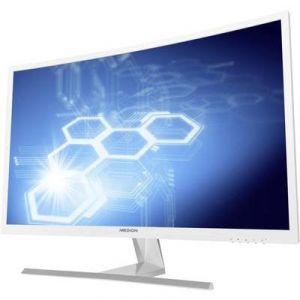 "Medion Akoya X58322 - Ecran LED Incurvé 31.5"""