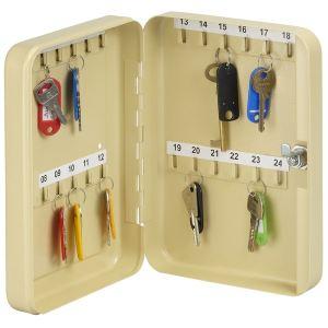 Decayeux Boîte à clés 24 crochets