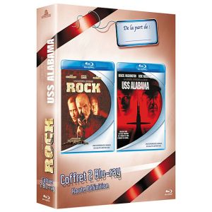 Coffret Rock + USS Alabama