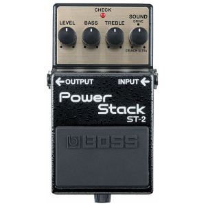 Boss Effect Power Stack ST-2 - Pédale de distorsion
