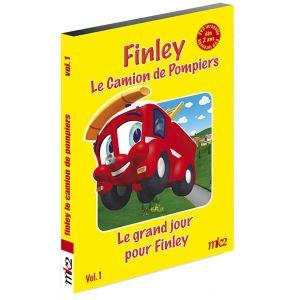 Finley le camion de pompiers volume 1 le grand jour pour finley comparer avec - Finley le camion de pompier ...