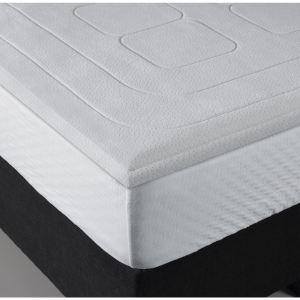 Bultex Surmatelas confort à mémoire de forme (140 x 190 cm)