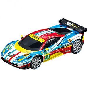 Carrera Toys 64053 - Ferrari 458 Italia GT2 AF Corse No.51 pour circuit GO!!!