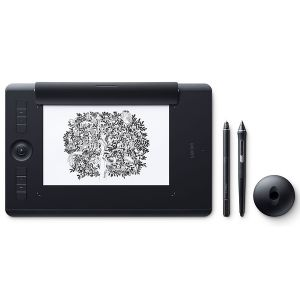 Wacom Intuos Pro Medium Paper Edition (PTH-660P) - Tablette graphique