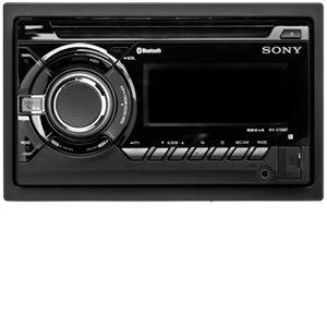 Sony WX-GT90BT - Autoradio CD/MP3/USB/iPod 2 DIN Bluetooth (4 x 52 Watts)