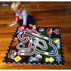 Tatamiz Tapis puzzle Disney Cars 9 dalles