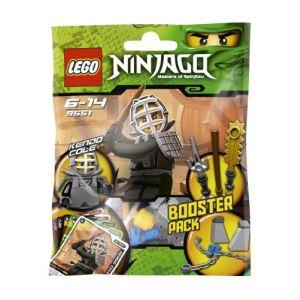 Lego 9551 -  Ninjago : Kendo Cole