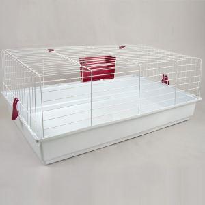 Zolux Cage Bunny 101 pour lapin (100 x 40 x 50 cm)