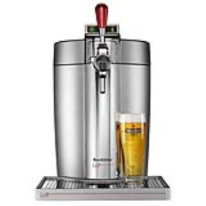 Krups Beertender B90 (VB502E00) LOFT Série limitée - Tireuse à bière avec Fûts de bière de 5 litres