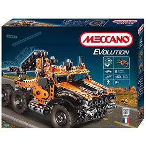 Meccano 867200 - Evolution : Dépanneuse