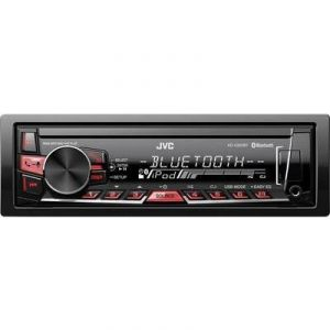 JVC KD-X320BT - Autoradio USB/MP3/WMA/Bluetooth/iPhone (4 x 50 Watts)