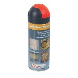 Ribitech PRSMARR - Bombe de marquage sol rouge
