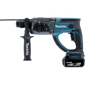 Makita DHR202R - Perforateur burineur SDS-plus 18V