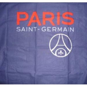 Cti PSG Vintage - Housse de couette et taie 100% coton (140 x 200 cm)