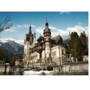Dtoys Puzzle Château de Peles, Roumanie 500 pièces