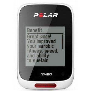 Polar M450 - Compteur GPS pour vélo