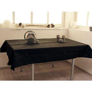 82 offres nappe rouge et noir comparez et faites vos achats. Black Bedroom Furniture Sets. Home Design Ideas
