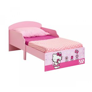 Someo Lit pour fille Cosy Hello Kitty (70 x 140 cm)