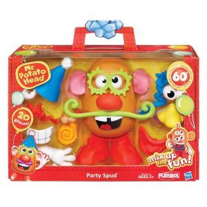 Playskool Valise M. ou Mme Patate (assortiment)