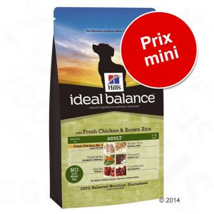 Hill's Ideal Balance Canine Mature Adult Poulet & Riz 12 kg