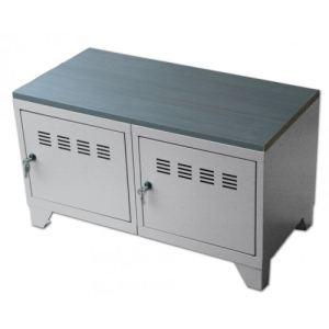 meuble bas metal comparer 760 offres. Black Bedroom Furniture Sets. Home Design Ideas