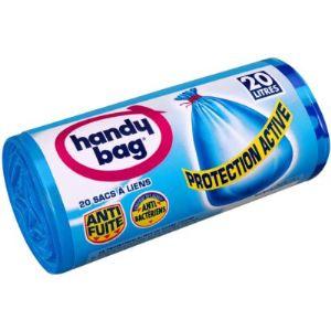 Handy Bag 3557880352 - 20 Sacs de poubelle Protection Active (20 L)