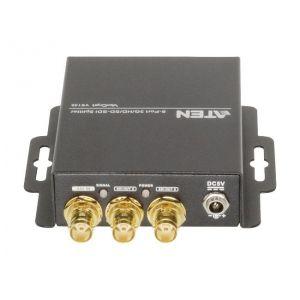 Aten Splitter HDMI 1x BNC - 6x BNC Noir