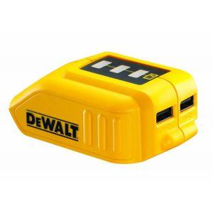 Dewalt DCB090 - Chargeur USB compatible avec les batteries 10.8V, 14.4V et 18V