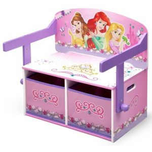 Delta Children Bureau 3 en 1 Disney Princesse