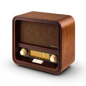 Auna Belle Epoque 1901 - Radio rétro nostalgie