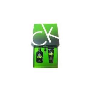 Calvin Klein CK One Shock - Coffret eau de toilette et gel douche