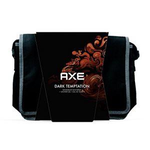AXE Dark Temptation - Coffret eau de toilette, déodorant et gel douche