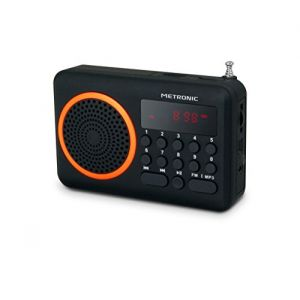 Metronic 477204 - Radio portable
