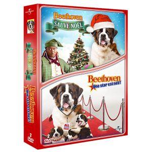 Coffret Beethoven sauve Noël + Beethoven, une star est née