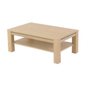 Table basse Orlando 2 plateaux