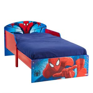 Room Studio Lit P'tit Bed Cosy Spiderman (70 x 140 cm)