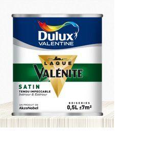 Peinture dulux valentine gris comparer 136 offres for Prix peinture dulux valentine