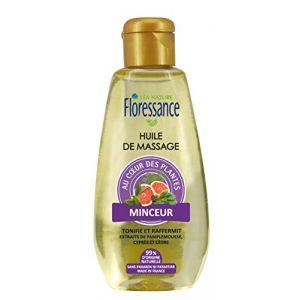 Floressance Minceur - Huile de massage tonifie et raffermit