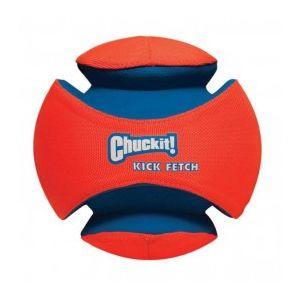 Chuckit Kick fetch L - Balle en caoutchouc Ø 20cm