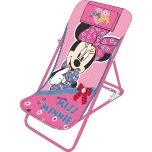 Arditex Chaise pliante Minnie Mouse