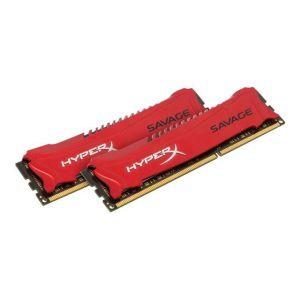 Kingston HX324C11SRK2/8 - Barrette mémoire HyperX Savage DDR3 8 Go (2 x 4 Go) DIMM 240 broches