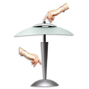 Unilux Lampe de bureau Cristal avec allumage au toucher
