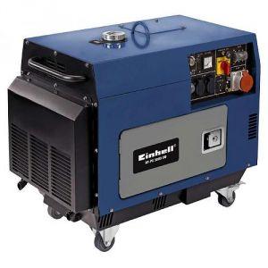 Einhell BT-PG 5000 DD - Groupe électrogène Diesel 230/400V