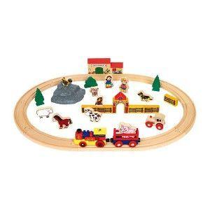 Legler 9536 - Chemin de fer Ferme