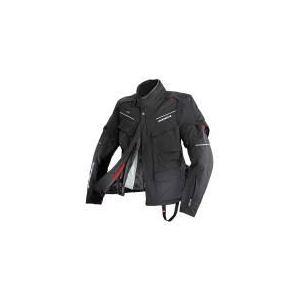 Spidi Venture (noir) - Blouson de moto textile waterproof pour homme